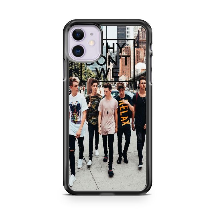 Why Dont We iphone 5/6/7/8/X/XS/XR/11 pro case cover