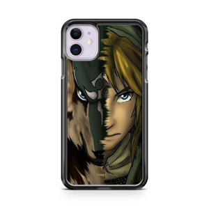 zelda twilight princess link lobo iphone 5/6/7/8/X/XS/XR/11 pro case cover