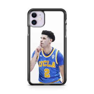 Zo lonzo ball iphone 5/6/7/8/X/XS/XR/11 pro case cover