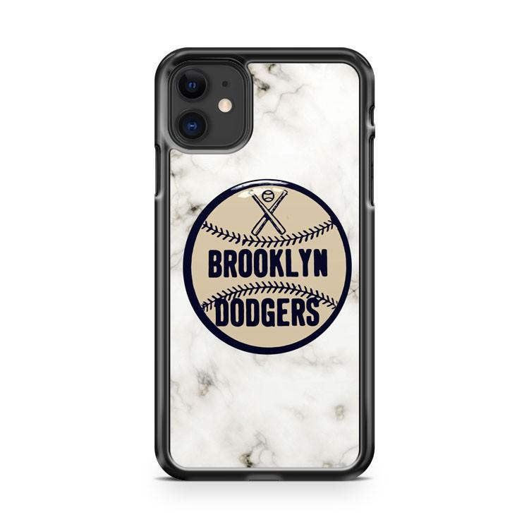 Brooklyn Dodgers 4 iphone 5/6/7/8/X/XS/XR/11 pro case cover