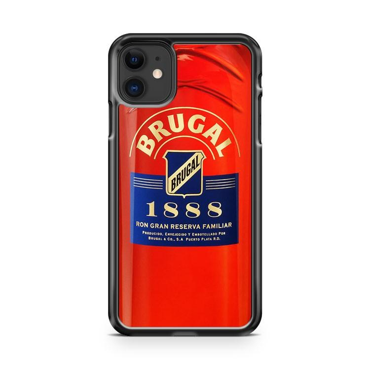 Brugal 1888 Rum 2 iphone 5/6/7/8/X/XS/XR/11 pro case cover