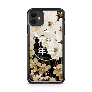BTS In The Mood For Love 4 iphone 5/6/7/8/X/XS/XR/11 pro case cover - Goldufo Case