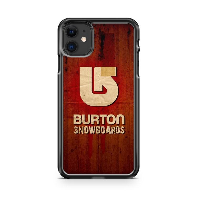 Burton Snowboards 2 iphone 5/6/7/8/X/XS/XR/11 pro case cover