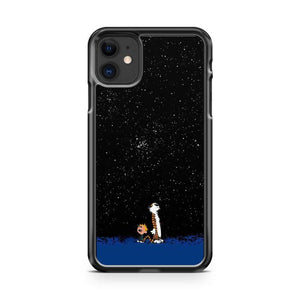 Calvin and Hobbes Daily Comic Strip 4 iphone 5/6/7/8/X/XS/XR/11 pro case cover