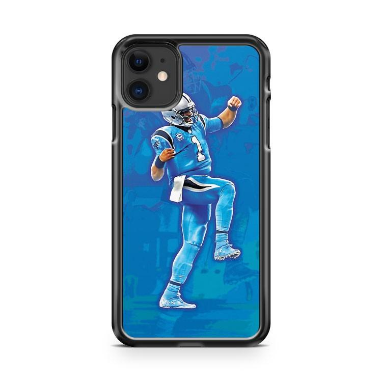 Cam Newton Dab Art 2 2 iphone 5/6/7/8/X/XS/XR/11 pro case cover