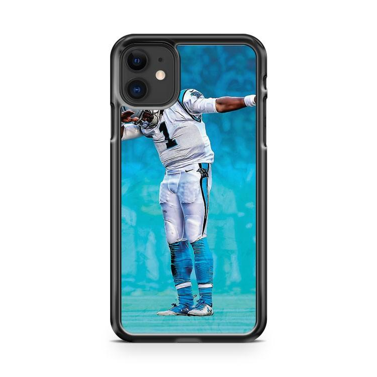 Cam Newton Dab 2 iphone 5/6/7/8/X/XS/XR/11 pro case cover