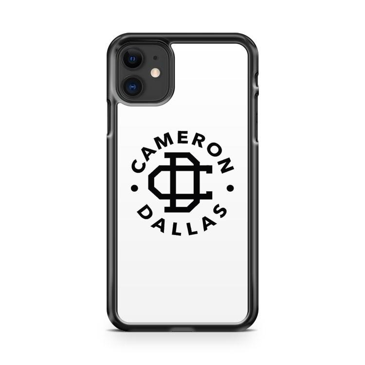 Cameron Dallas Vine 4 iphone 5/6/7/8/X/XS/XR/11 pro case cover