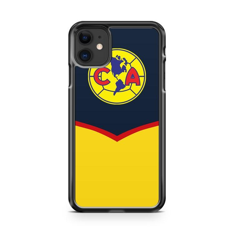 CLUB AMERICA EL MAS GRANDE 2 iphone 5/6/7/8/X/XS/XR/11 pro case cover