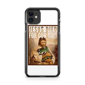 Jesus And America Flag iphone 5/6/7/8/X/XS/XR/11 pro case cover