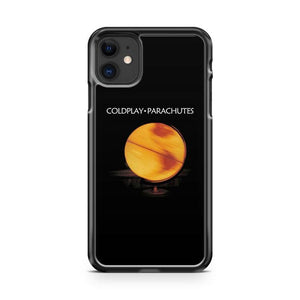 Coldplay Parachutes iphone 5/6/7/8/X/XS/XR/11 pro case cover