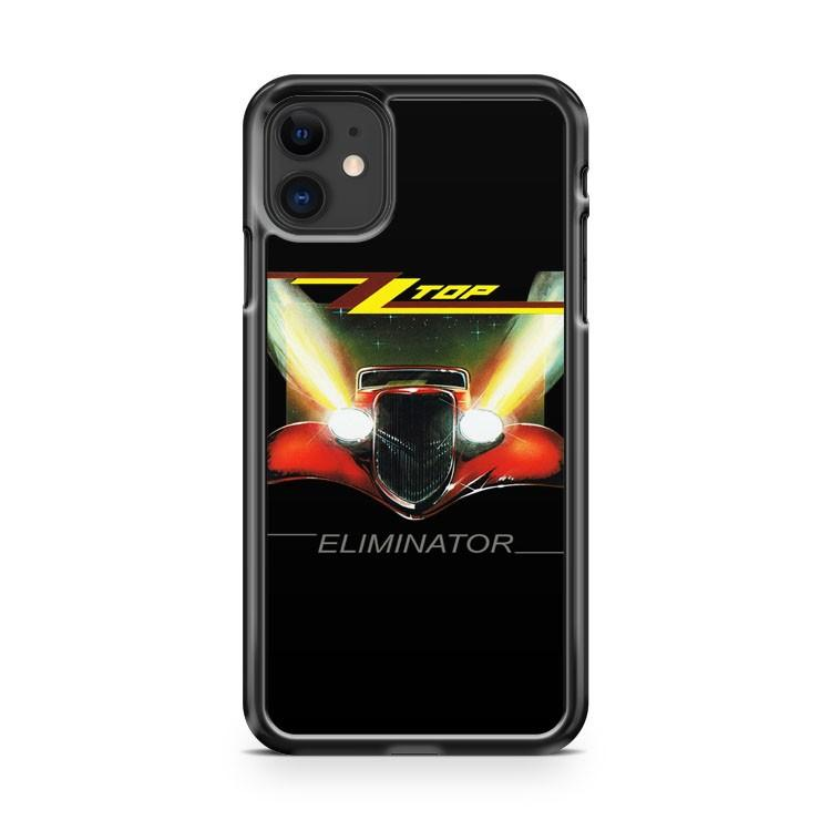 ZZ TOP Eliminator Classic Retro Rock Band iphone 5/6/7/8/X/XS/XR/11 pro case cover