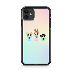 powerpuff girls in action iphone 5/6/7/8/X/XS/XR/11 pro case cover
