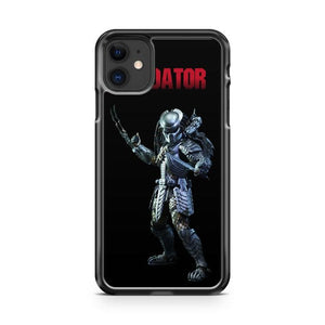 Predator In Act iphone 5/6/7/8/X/XS/XR/11 pro case cover