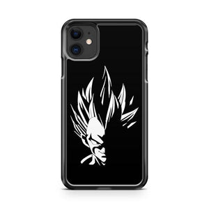 PRINCE VEGETA INTO LIGHT 3 iphone 5/6/7/8/X/XS/XR/11 pro case cover