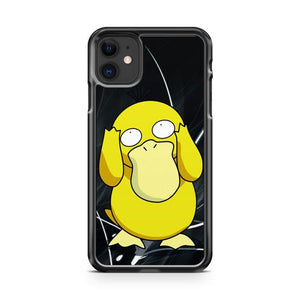 psyduck 3 iphone 5/6/7/8/X/XS/XR/11 pro case cover
