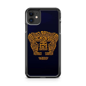 Pumas UNAM 2 iphone 5/6/7/8/X/XS/XR/11 pro case cover