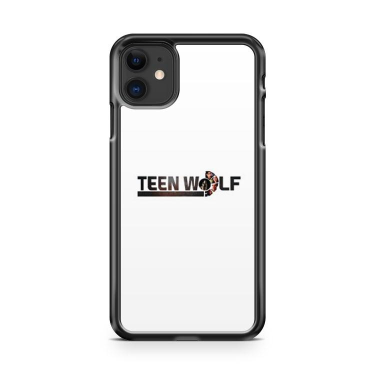 TEEN WOLF 2 iphone 5/6/7/8/X/XS/XR/11 pro case cover