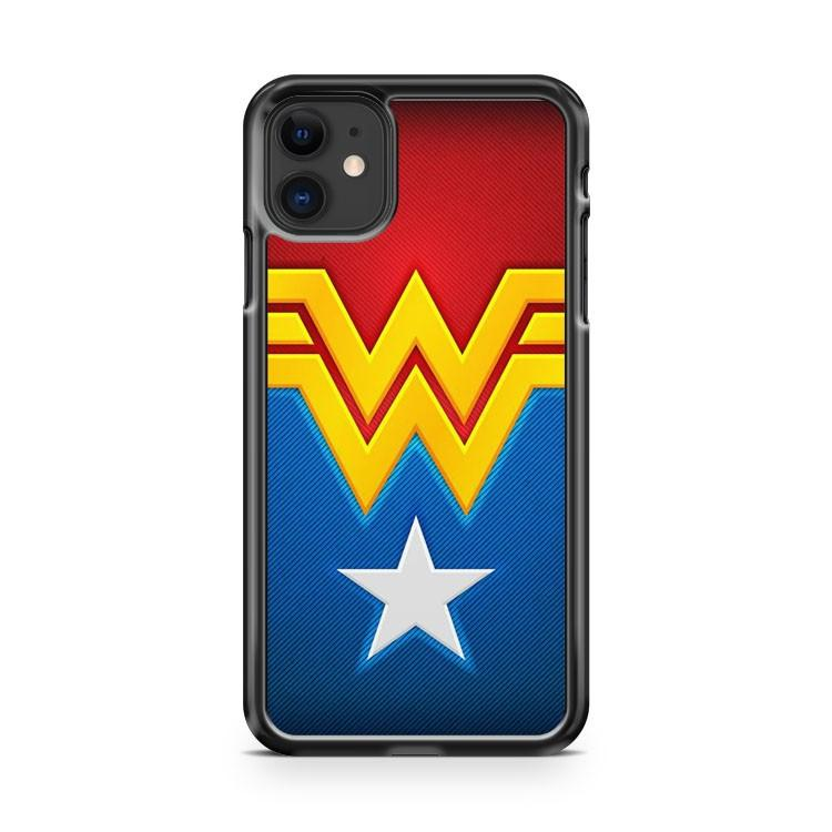 Wonder Woman Redblue Star 2 iphone 5/6/7/8/X/XS/XR/11 pro case cover