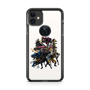 X Men Earth 2 iphone 5/6/7/8/X/XS/XR/11 pro case cover