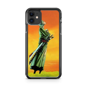 zoro one piece 2 iphone 5/6/7/8/X/XS/XR/11 pro case cover