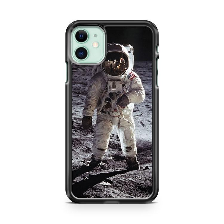 BUZZ ALDRIN ON THE MOON NASA 2 iphone 5/6/7/8/X/XS/XR/11 pro case cover