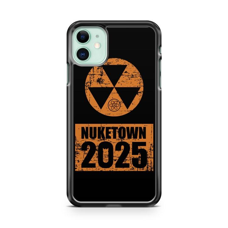 CALL OF DUTY BLACK OPS 2 NUKE TOWN 2025 iphone 5/6/7/8/X/XS/XR/11 pro case cover