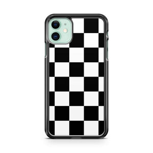 CLASSIC CHEQUERED FLAG iphone 5/6/7/8/X/XS/XR/11 pro case cover