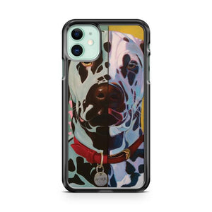 Dog pattern iphone 5/6/7/8/X/XS/XR/11 pro case cover