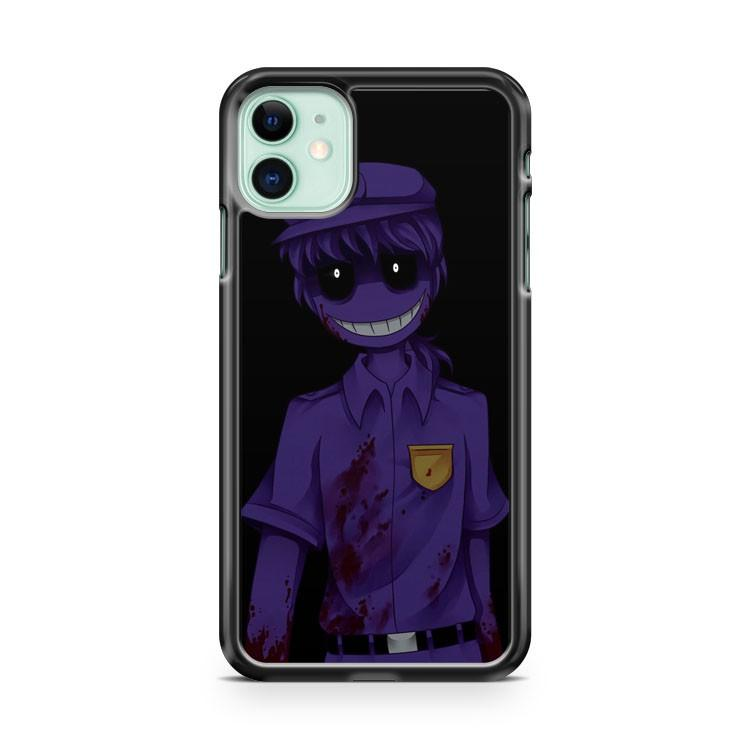 PURPLE MAN 2 iphone 5/6/7/8/X/XS/XR/11 pro case cover