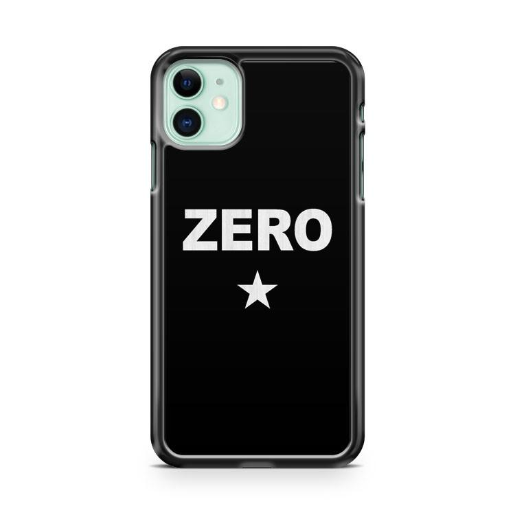 VINTAGE ZERO STAR iphone 5/6/7/8/X/XS/XR/11 pro case cover