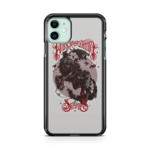 Winter Is Coming Stark iphone 5/6/7/8/X/XS/XR/11 pro case cover