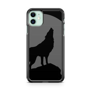 WOLF iphone 5/6/7/8/X/XS/XR/11 pro case cover