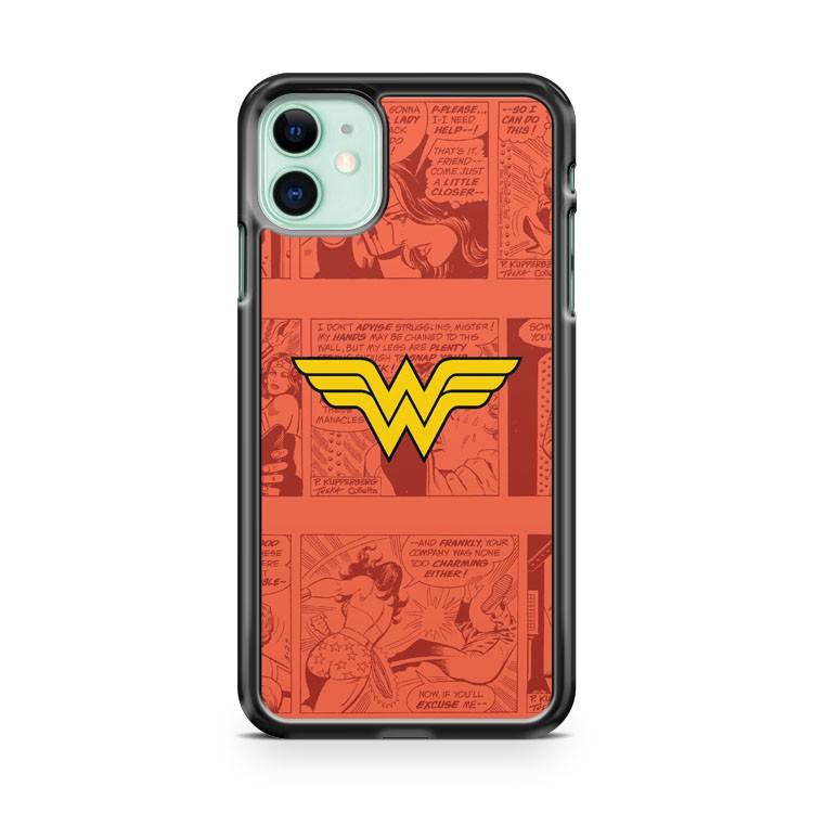 Wonder Woman 2 iphone 5/6/7/8/X/XS/XR/11 pro case cover
