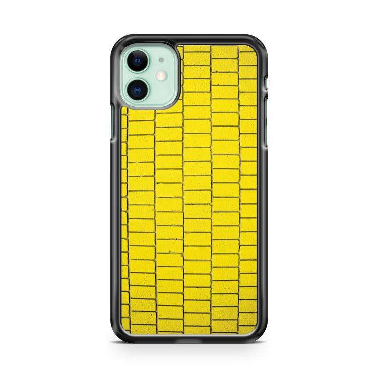 YELLOW BRICKS iphone 5/6/7/8/X/XS/XR/11 pro case cover