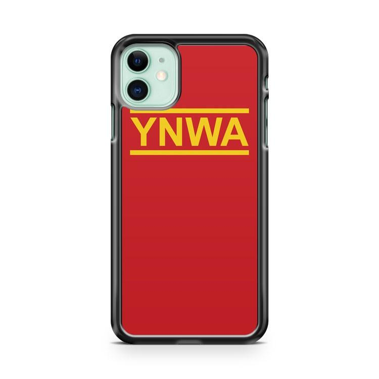 YNWA iphone 5/6/7/8/X/XS/XR/11 pro case cover