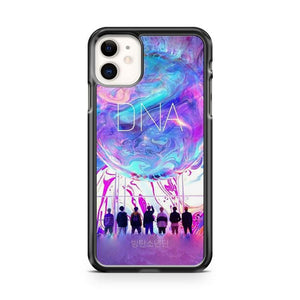 BTS love yourself DNA iphone 5/6/7/8/X/XS/XR/11 pro case cover