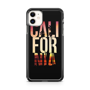 California Fashion Pattern iphone 5/6/7/8/X/XS/XR/11 pro case cover