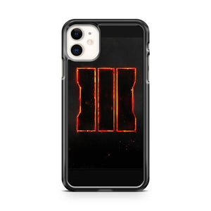 Call Of Duty Black Ops 4 iphone 5/6/7/8/X/XS/XR/11 pro case cover