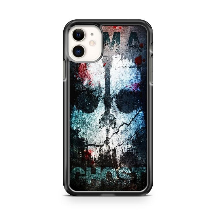 Call of Duty Ghosts iphone 5/6/7/8/X/XS/XR/11 pro case cover