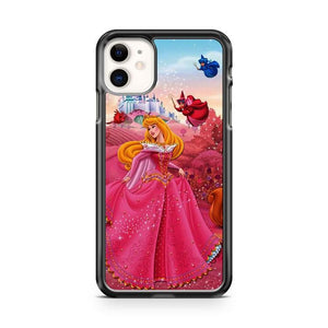 DISNEY PRINCESS ARIEL 2 iphone 5/6/7/8/X/XS/XR/11 pro case cover