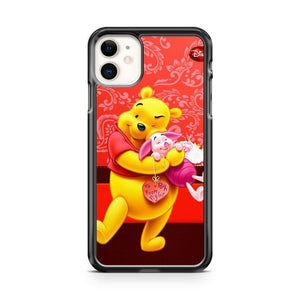 Disney Vintage Minnie Flower Pattern iphone 5/6/7/8/X/XS/XR/11 pro case cover
