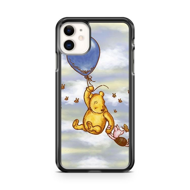Disney Winnie The Pooh Piglet Friendship Quote iphone 5/6/7/8/X/XS/XR/11 pro case cover