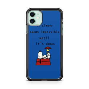 Snoopy and His Friends iphone 5/6/7/8/X/XS/XR/11 pro case cover