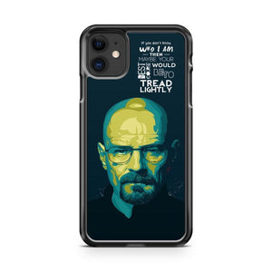Breaking Bad Heisenberg 2 iphone 5/6/7/8/X/XS/XR/11 pro case cover
