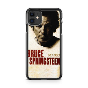 bruce springsteen magic iphone 5/6/7/8/X/XS/XR/11 pro case cover