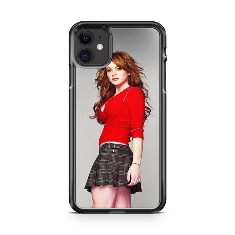 Cady Heron Mean Girls iphone 5/6/7/8/X/XS/XR/11 pro case cover