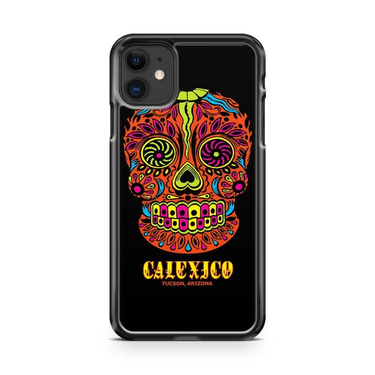 CALEXICO HAPPY SKULL iphone 5/6/7/8/X/XS/XR/11 pro case cover