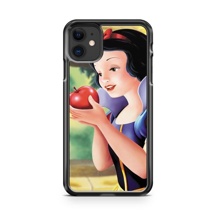Classic disney snow white iphone 5/6/7/8/X/XS/XR/11 pro case cover
