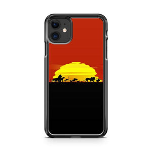 Disney The Lion King Simba 2 iphone 5/6/7/8/X/XS/XR/11 pro case cover