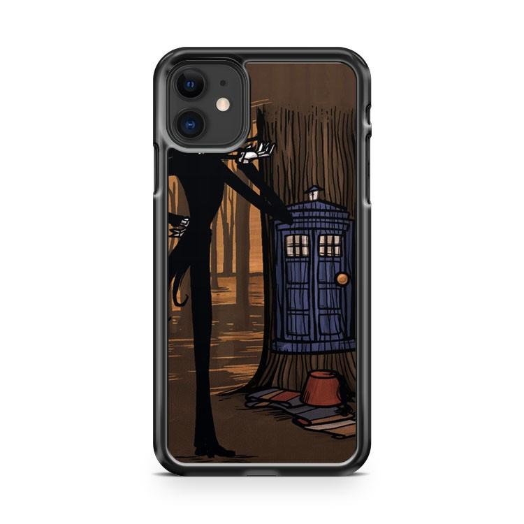 Doctor Who Tardis Dalek iphone 5/6/7/8/X/XS/XR/11 pro case cover